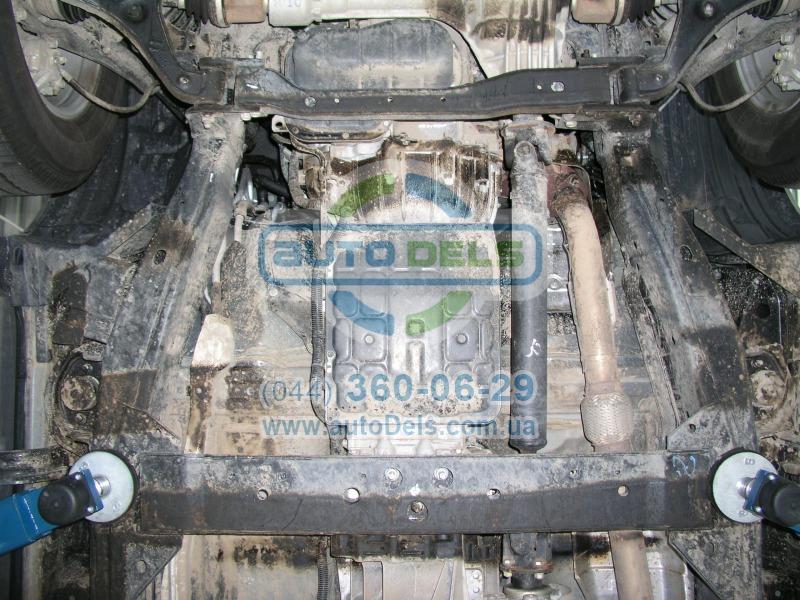 Nissan Pathfinder R51 Замена Масла