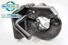Литой крюк фаркопа GRIFO(Грифо) предназначен для перевозки сверхтяжелых прицепов под сцепные кольца.