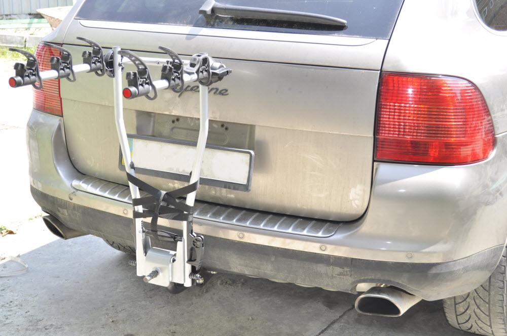 Установка прицепное устройство для автомобиля