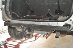 установка фаркопов на автомобиль