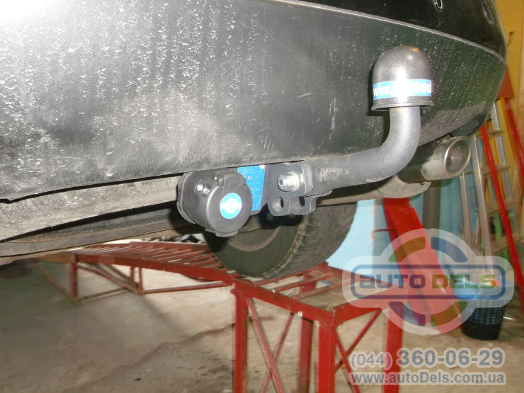 Установка фаркопа Subaru Tribeca 2005-2020