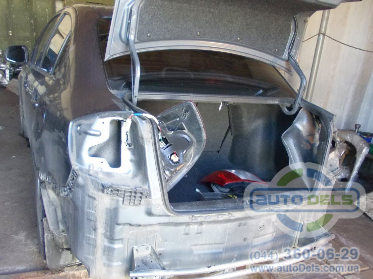 Установка фаркопа Suzuki SX4 2007-2020