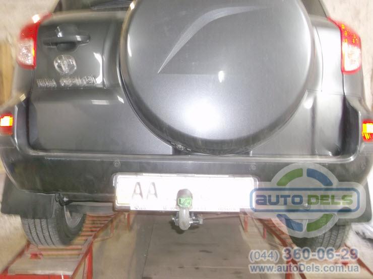 Установка фаркопа Toyota Rav4 2006-2020