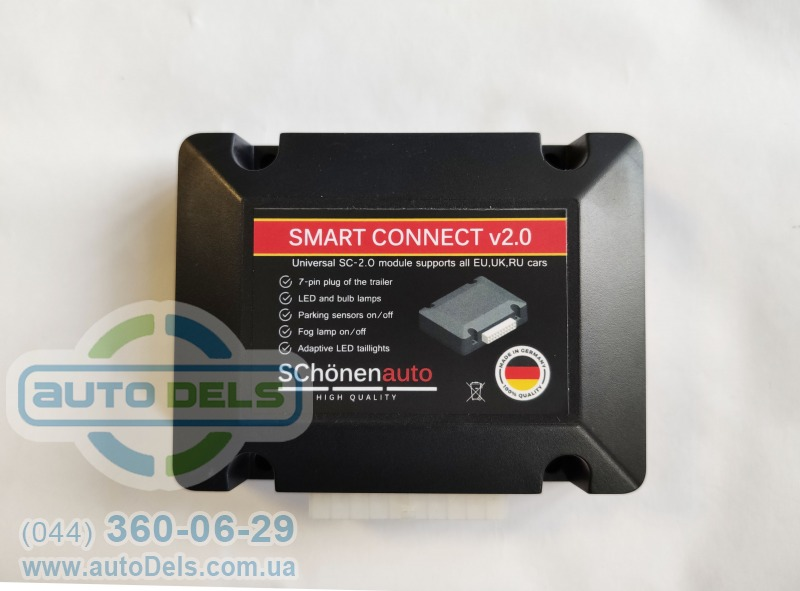 Модуль фаркопа SChonenauto Smart Connect v2.0